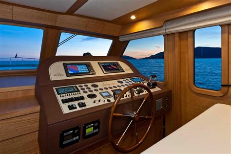 What Is The Helm Of A Boat by Vicem 80 Flybridge Instant Classic Www Yachtworld