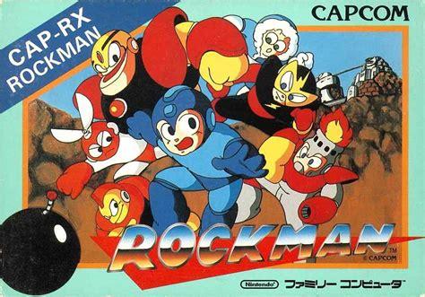 Retrovision Bad Box Art Mega Man Rings And Coins
