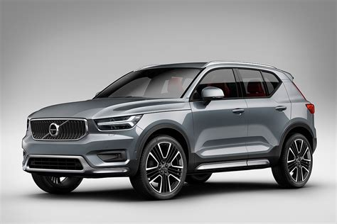 The New Volvo by New Volvo Xc40 Styling Pack Added To Options List Auto