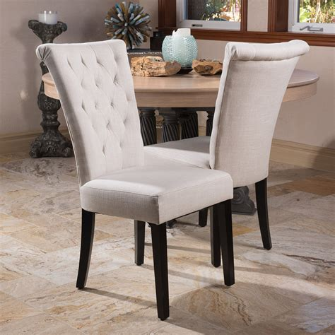 Chairs Dining Room Chairs by Dining Room Enchanting Tufted Dining Chair For Home