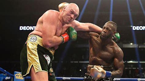 Best bets for Deontay Wilder vs. Tyson Fury II – Woza ...