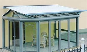 veranda store et volet roulant leur fonction en With store exterieur veranda prix