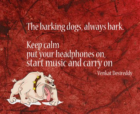 barking dog quotes quotesgram