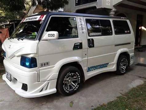 Mitsubishi L300 Modification by Mitsubishi L300