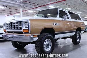 1985 Dodge Ramcharger Prospector 4x4 For Sale  83045