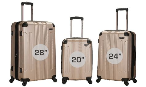 rockland sonic sizes luggage portal