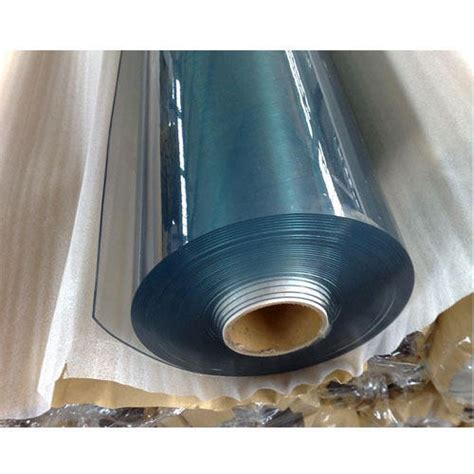 wsi and transparent pvc clear sheet rs 120 unit