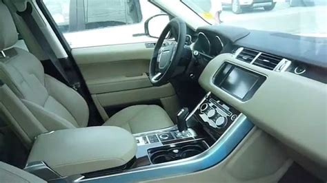 range rover sport almond interior youtube
