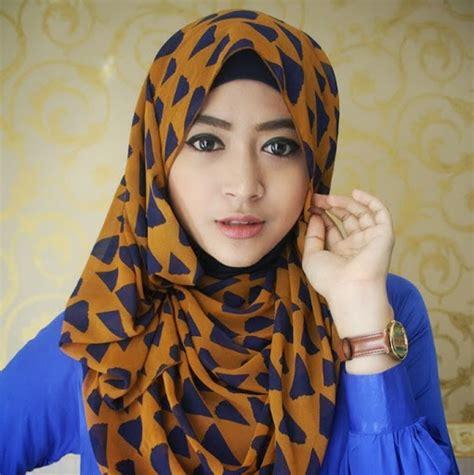 tutorial hijab pashmina natasha farani  tutorial