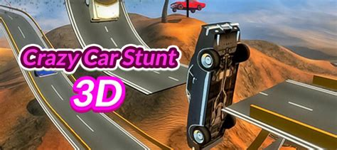 Buy Crazy Car Stunt 3d App Source Code