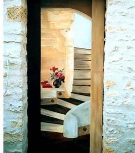 un trompe l39oeil d39une porte en exterieur photos et With trompe l oeil mural exterieur