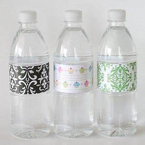 27 best bottle labels images on pinterest bottle labels With cheap water bottle stickers