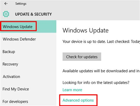 How To Uninstall A Particular Windows Update In Windows 10