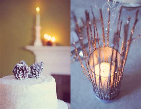 diy wedding centerpieces winter diy winter wedding details