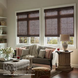 Contemporary Blinds by Housekeeping Blinds And Shades Contemporary