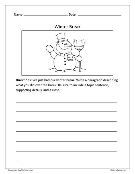 images  business letter writing prompt worksheet