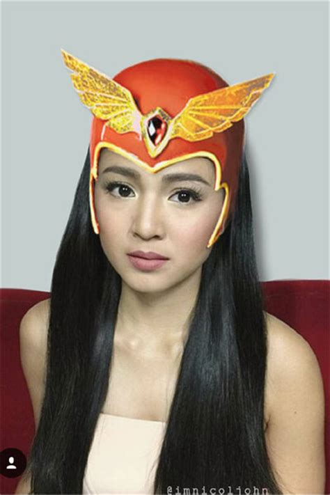 nadine lustre costume who do you think will be the next darna pep ph