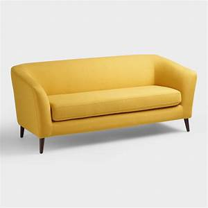yellow sofa bed yellow sofa bed for fantastic best 25 With yellow leather sofa bed