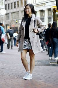 Off White Zara Coats Black Sweaters Silver Sneakers Heather Gray Skirts | u0026quot;Oldie but Goodie ...