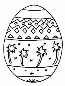 Oeuf Paques Dessin : dessin d oeuf de paques 2 ~ Melissatoandfro.com Idées de Décoration