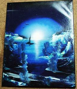 Joshua Moonshine's Spray Paint Art | Art is Life ...