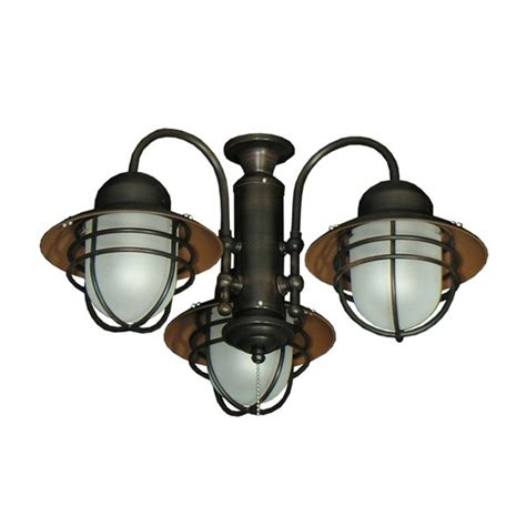 outdoor ceiling fan light kit 362 nautical styled outdoor ceiling fan light kit 3