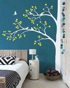 Wand Farbig Streichen Ideen : ideen wand streichen sch ne 22 ideen babyzimmermobel ~ Lizthompson.info Haus und Dekorationen