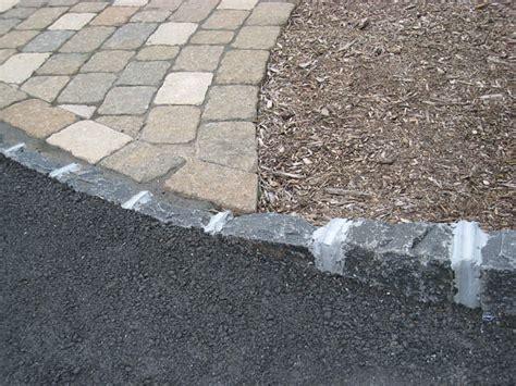 driveways curbing landscapeadvisor