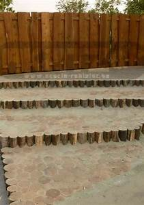 Pavé De Bois : terrasse en bois debout 7 messages ~ Premium-room.com Idées de Décoration