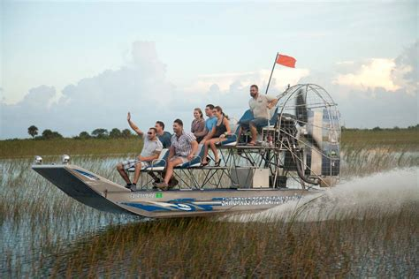Everglades Airboat Tours Seminole by 60 Minute Everglades Airboat Adventure Cool