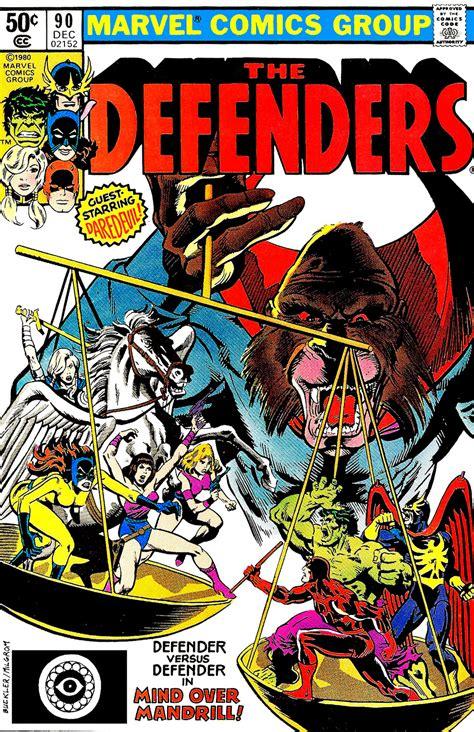 Defenders (1972) #90   Comic Issues   Marvel