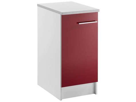 largeur meuble cuisine meuble cuisine 45 cm largeur