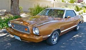 Medium Chestnut Orange 1975 Ford Mustang II 50th Anniversary Coupe - MustangAttitude.com Photo ...