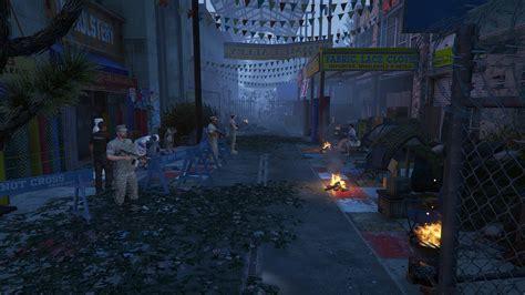 apocalypse zombie base military menyoo gta5 mods expand
