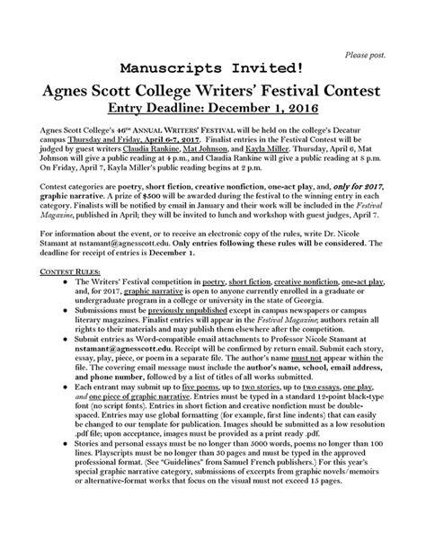 agnes scott college news