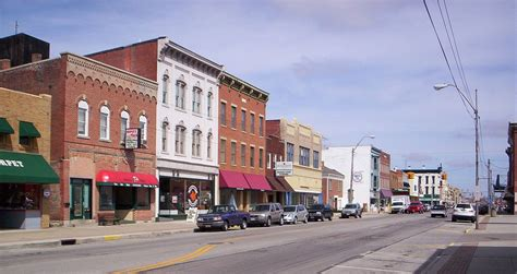 Bucyrus (Ohio) – Travel guide at Wikivoyage