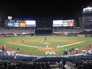 Yankee Stadium At Night | www.imgkid.com - The Image Kid ...