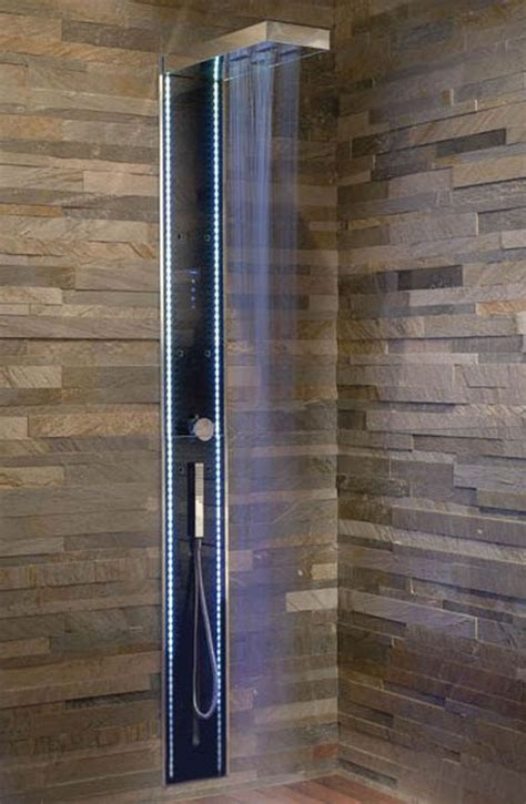 shower tile ideas 28 great ideas and pictures of faux wood tile in bathroom