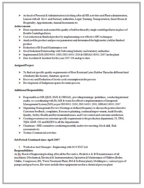 assistant resume excellent manager professional sample cv examples samples doc management resumesample link career
