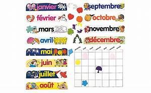 Calendrier Par Mois : calendrier mensuel brault bouthillier ~ Dallasstarsshop.com Idées de Décoration