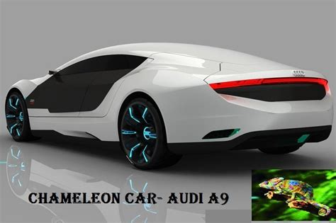 Audi A9- The Concept Car That Is Chameleon - Car News ...