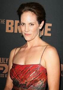 Annabeth Gish Picture 11 - FX's The Bridge Premiere