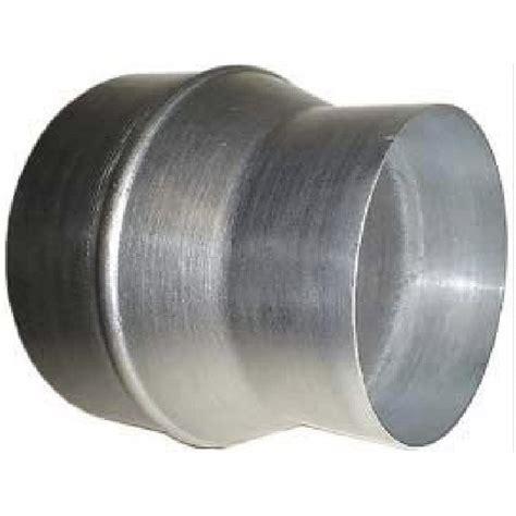 Reducteur Cheminee 200 150 by R 233 Duction En Acier Galvanis 233 Dmo Diam 125 150 Mm Leroy