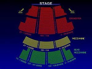 Eugene O Neill Seating Chart Majestic Theatre Phantom Broadway Seating Charts History