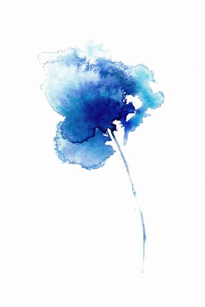 Watercolor Transparent Abstract Abstrak Watercolour Simple Hq