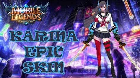 Karina New Epic Skin?
