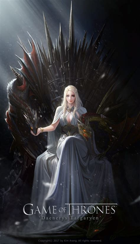 daenerys targaryen game  thrones dragon wallpapers hd