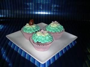 Schokocupcakes mit Milchcreme Ofenkieker