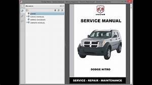 Dodge Nitro - Service Manual    Repair Manual