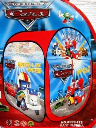 dunia balon anak tenda cing dan tenda anak